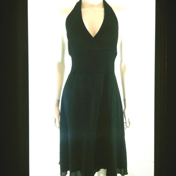 bab36a38ff0e Anthropologie Dresses & Skirts - Anthropologie Maeve Fit Flare Halter  Skater Dress